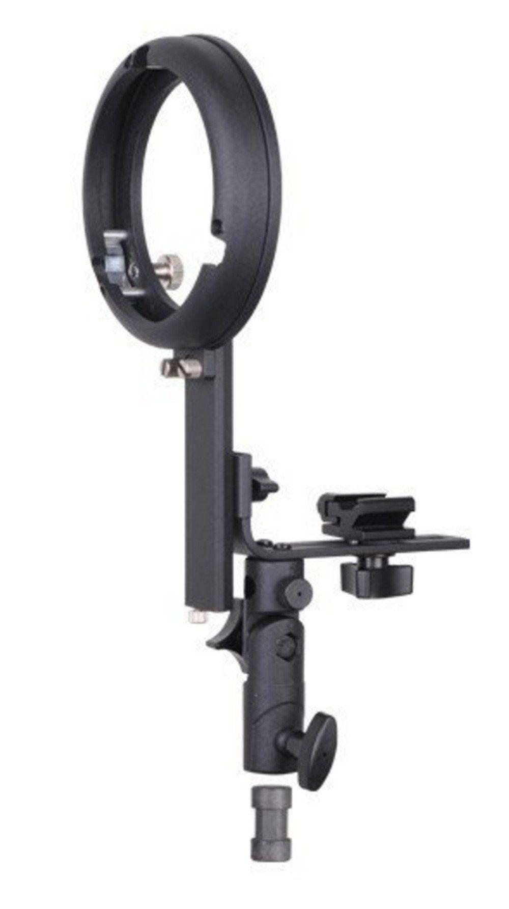 Bresser Fotostudio »Kamerablitzhalter mit S-Bajonett Zubehöradapter«
