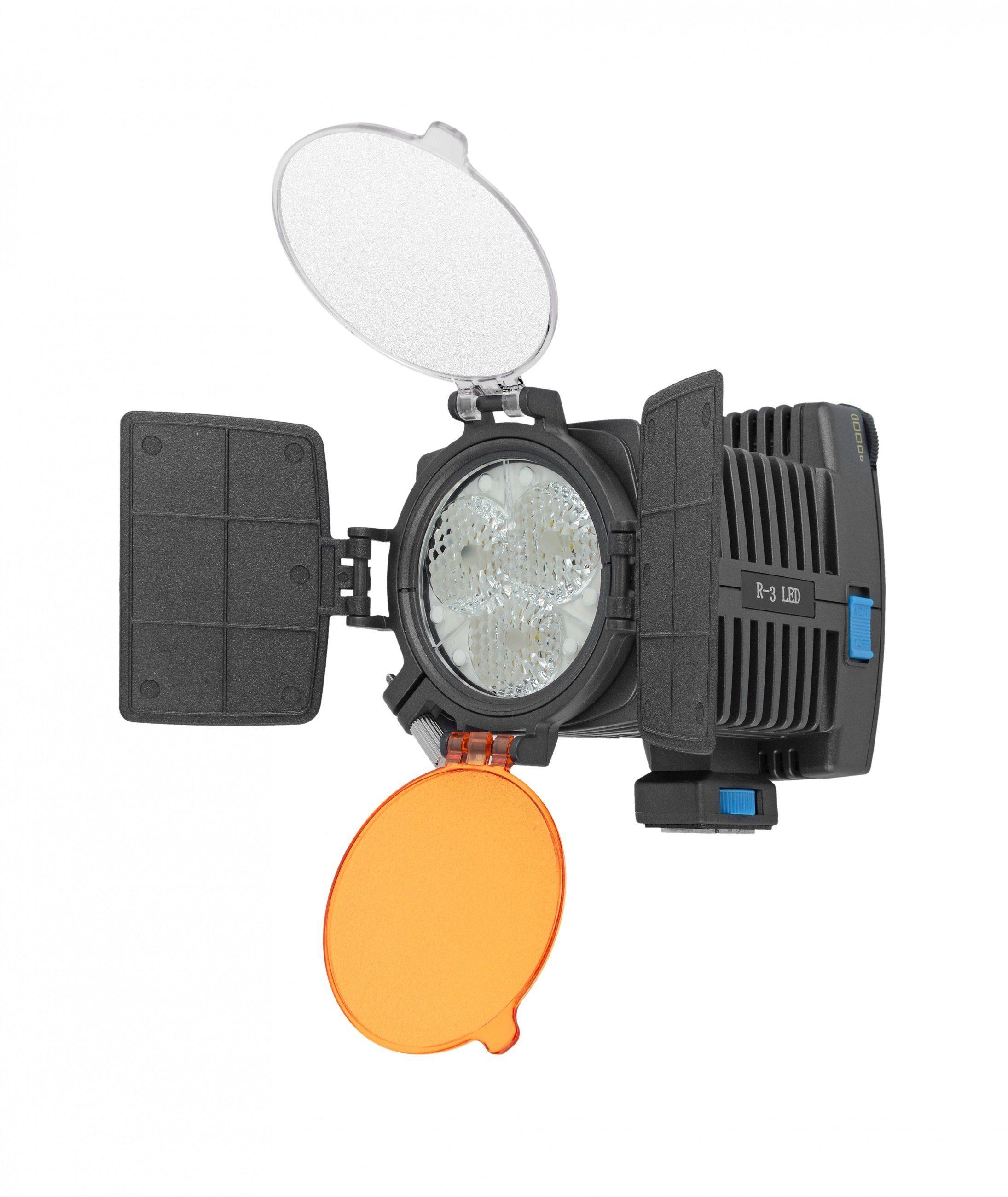 Bresser Fotostudio »S-3 Video-Beleuchtung LED 3x4W«