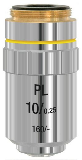 BRESSER Mikroskop »Planachromat Objektiv 10x«