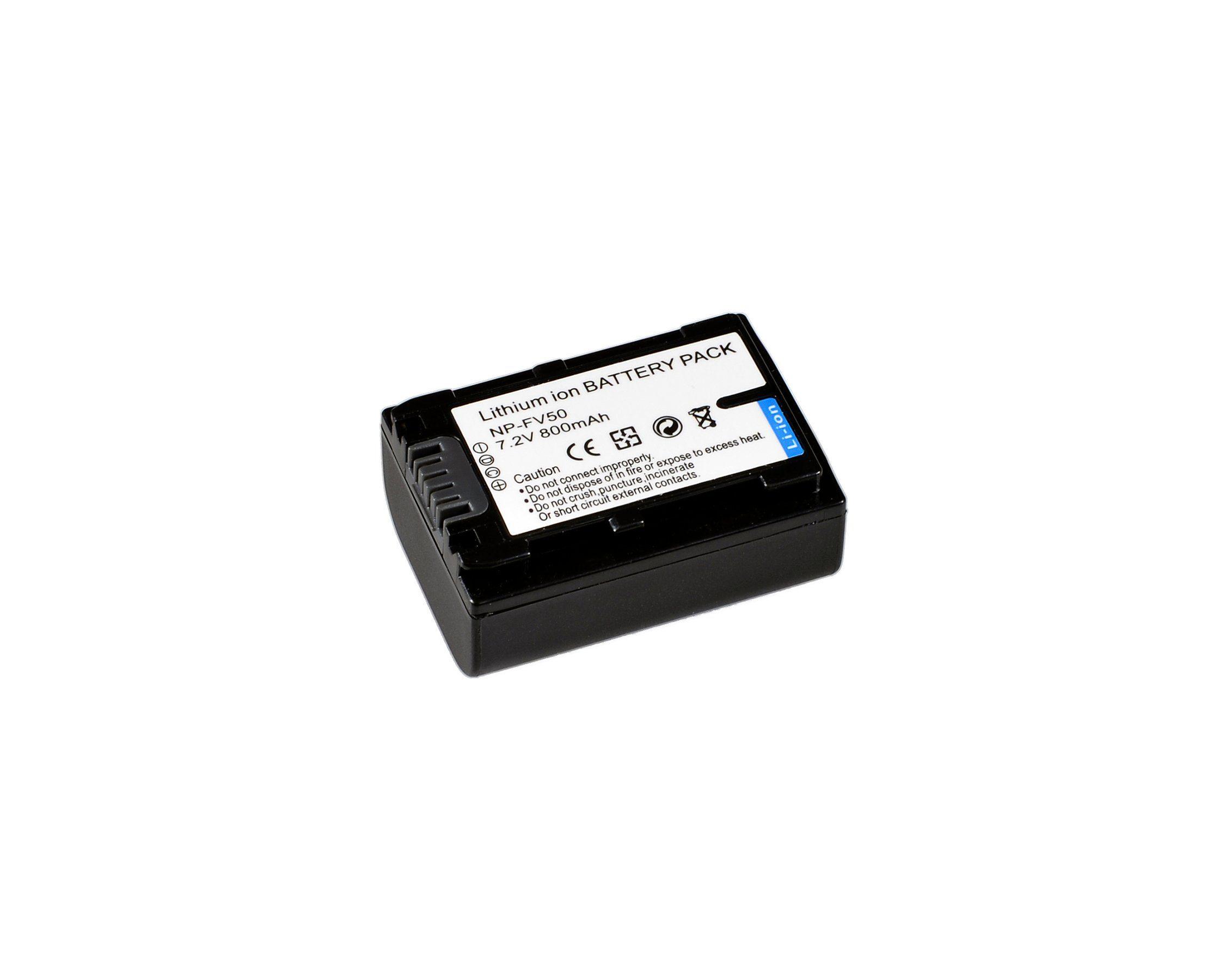 Bresser Akku »Lithium-Ionen Ersatzakku für Sony NP-FV50«