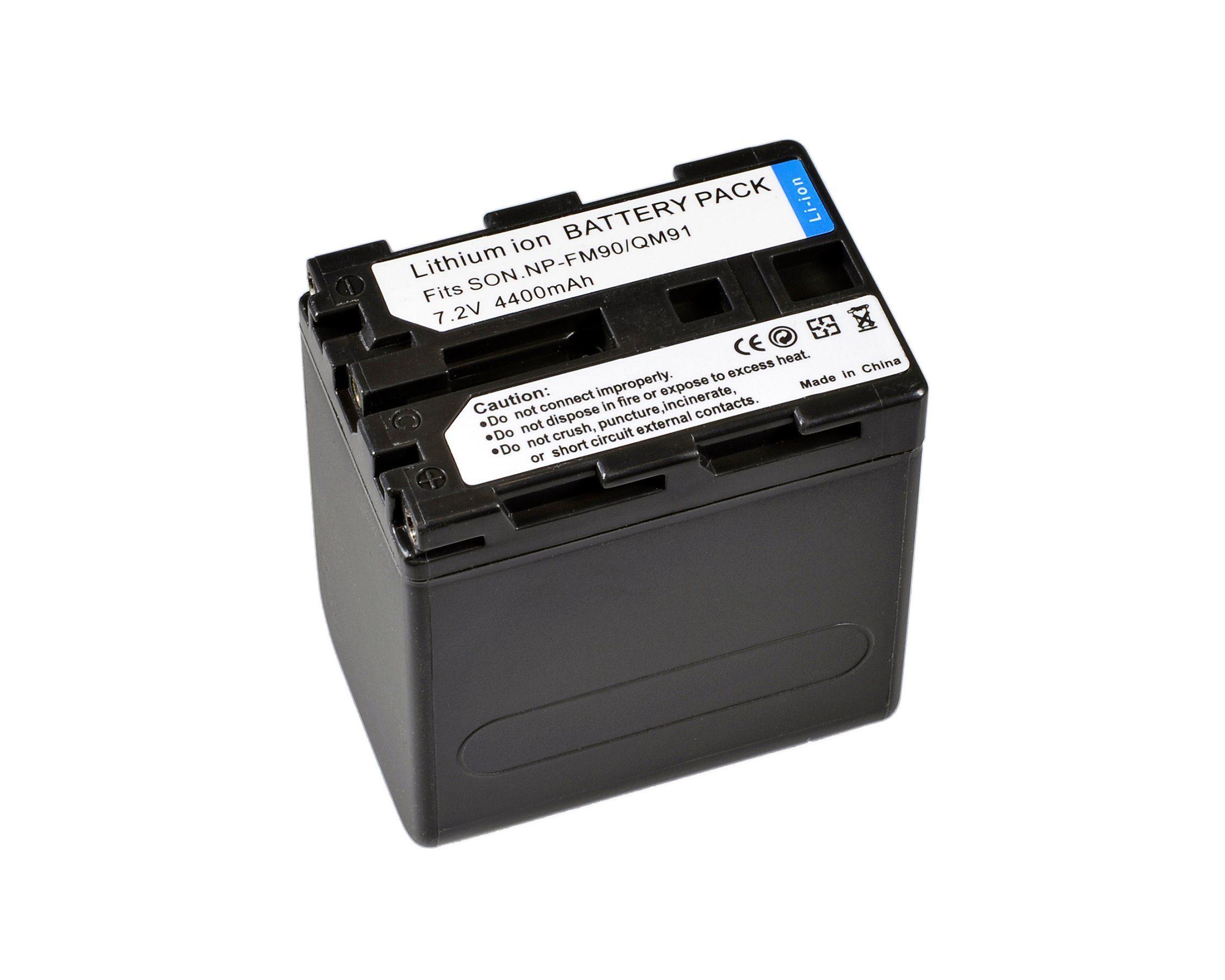 Bresser Akku »Lithium-Ionen Ersatzakku für Sony NP-QM91«
