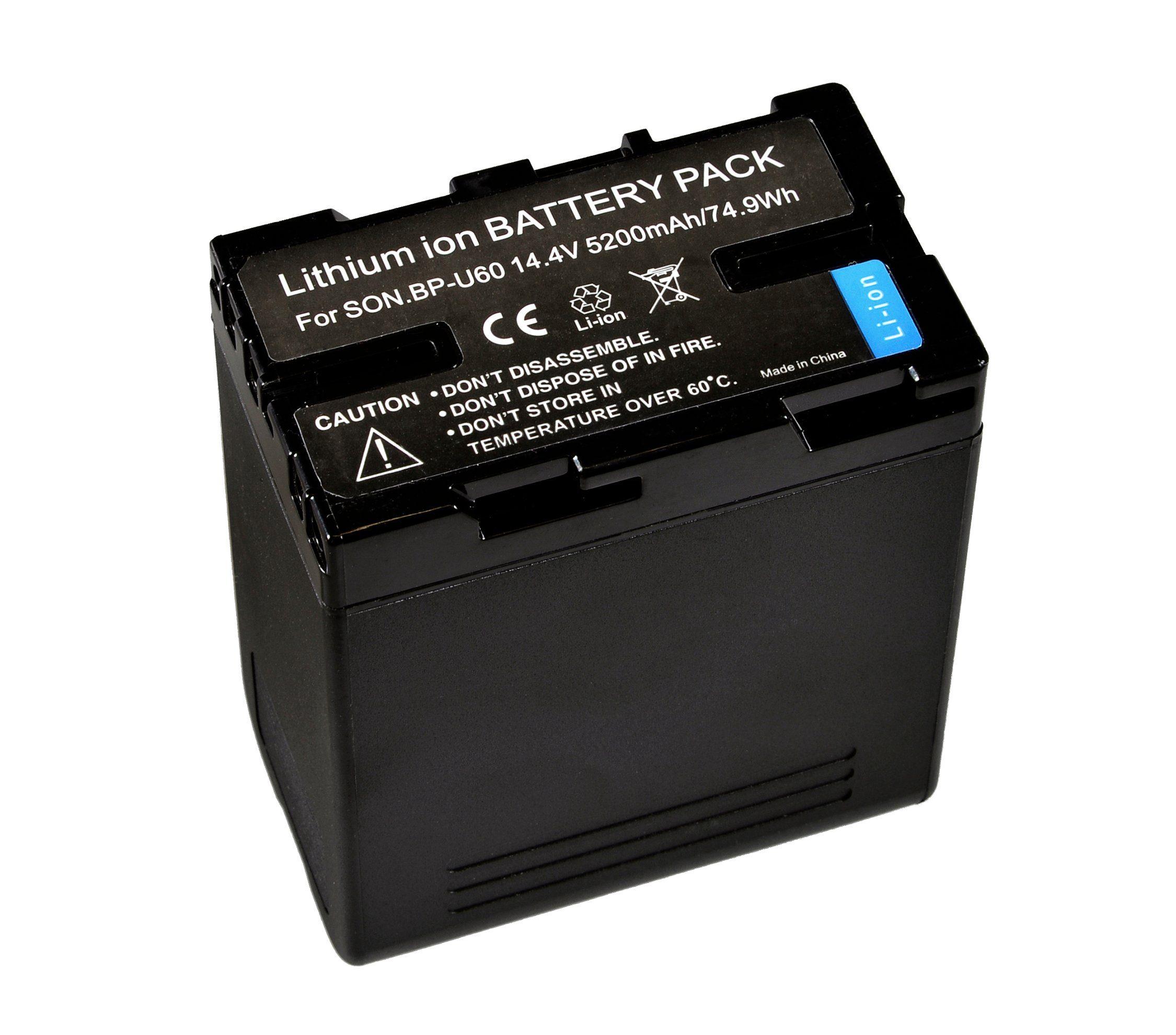 Bresser Ersatzakku »Lithium-Ionen Ersatzakku für Sony BP-U60«
