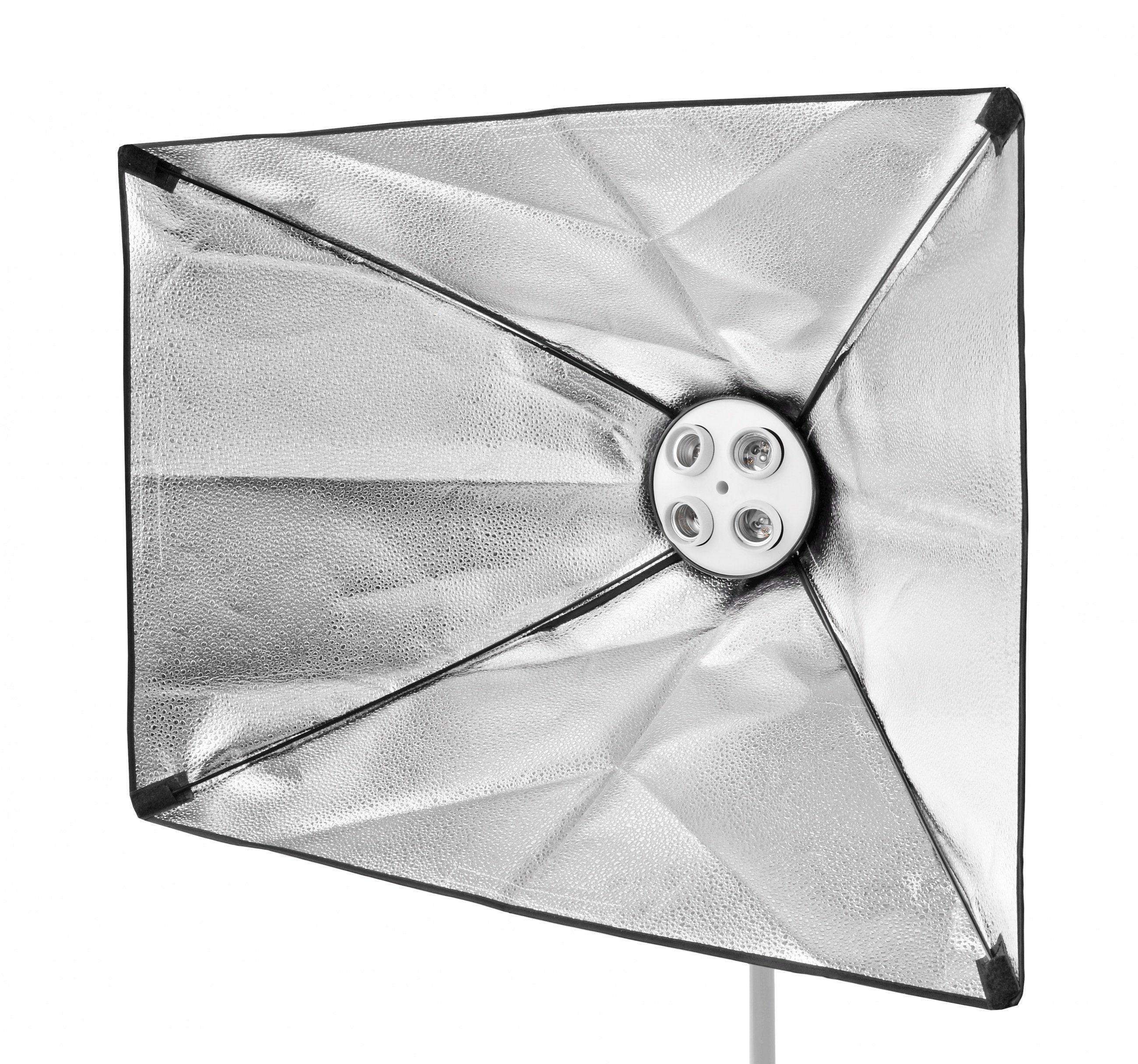 Bresser Fotostudio »SS-19 Softbox 50x70 cm für 4 Spirallampen«
