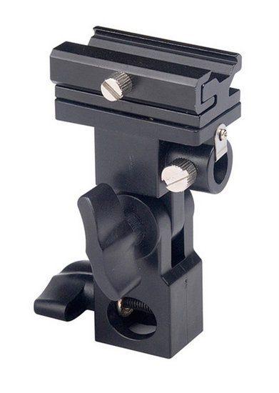 Bresser Fotostudio »JM-12 Blitzhalter mit Schirmaufnahme«