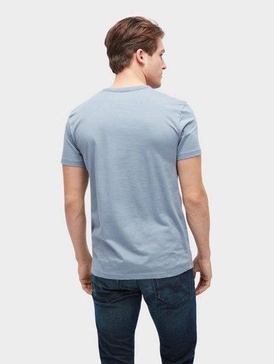 Tom T-shirt En Jean Sur Mesure Avec Impression À Hauteur De Poitrine