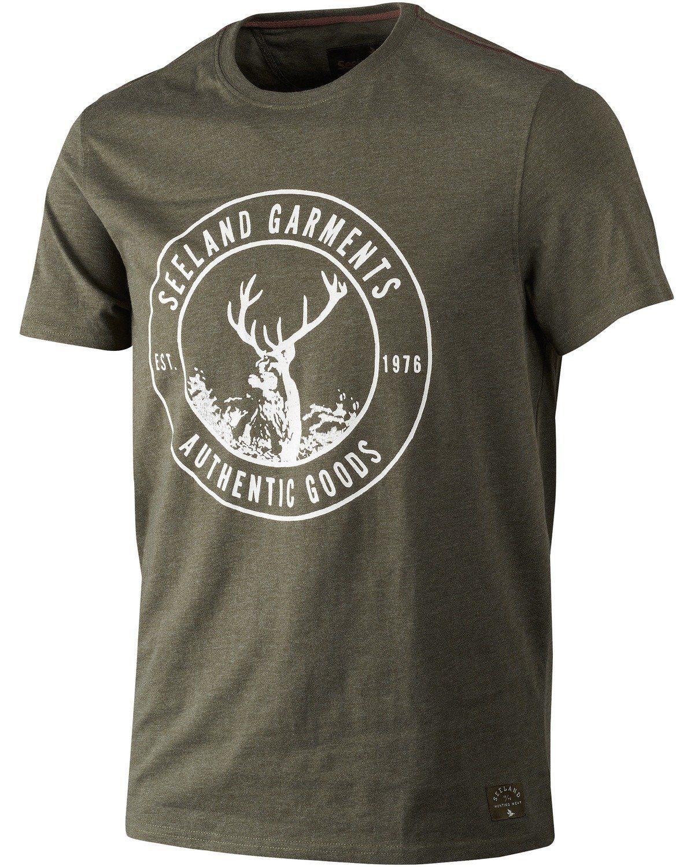 Seeland T-Shirt Aiden Hirsch