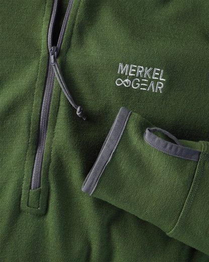 Merkel Gear Longsleeve Merino 37,5 Hoodie