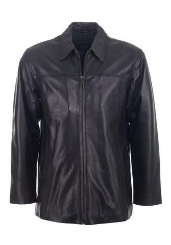 JCC Элегантный куртка длинная с воротник &...