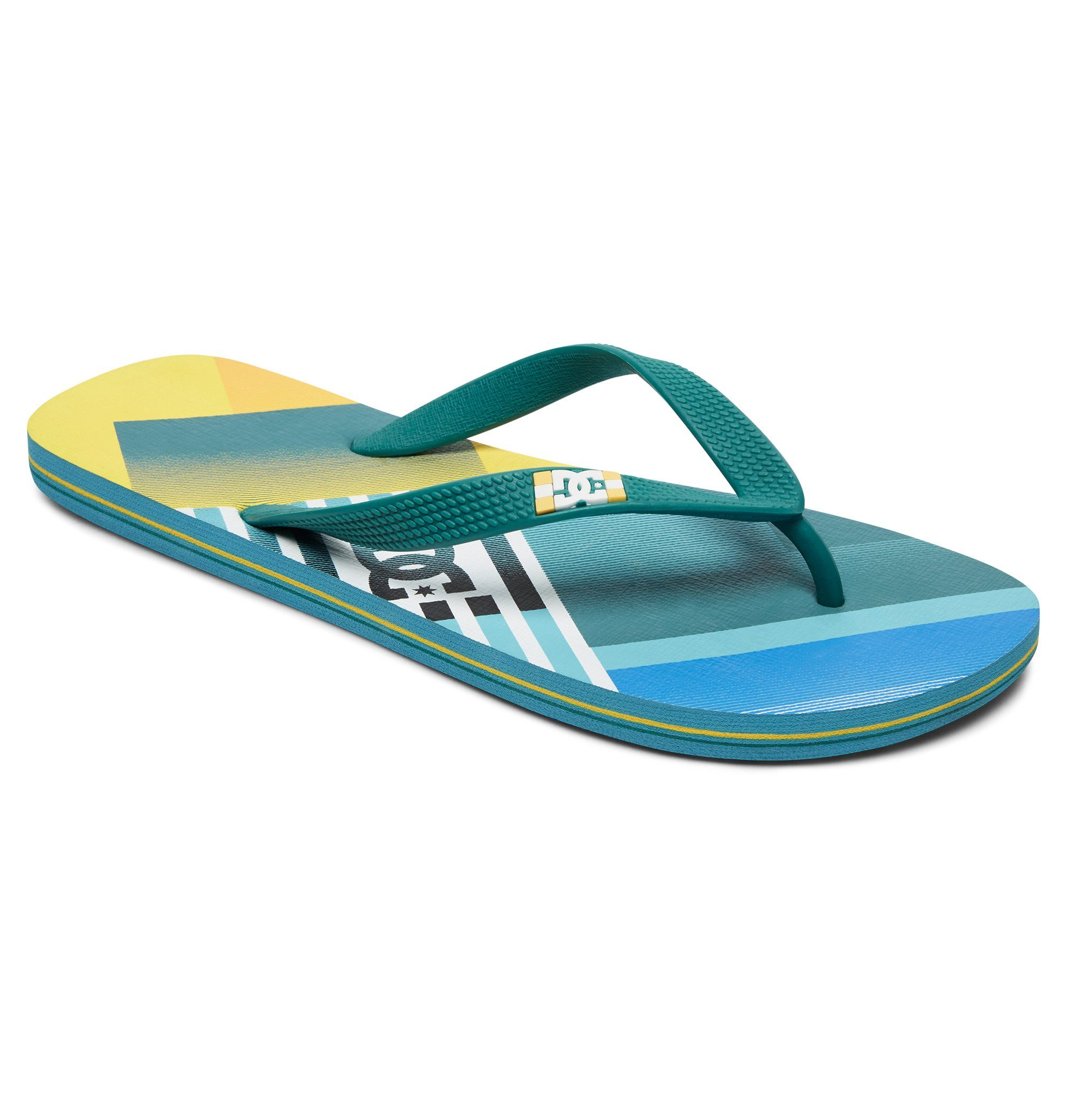 DC Shoes Sandalen Spray Graffik online kaufen  Aquamarine
