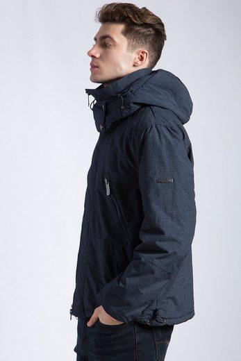 Finn Flare Übergangsjacke mit Klettverschluss
