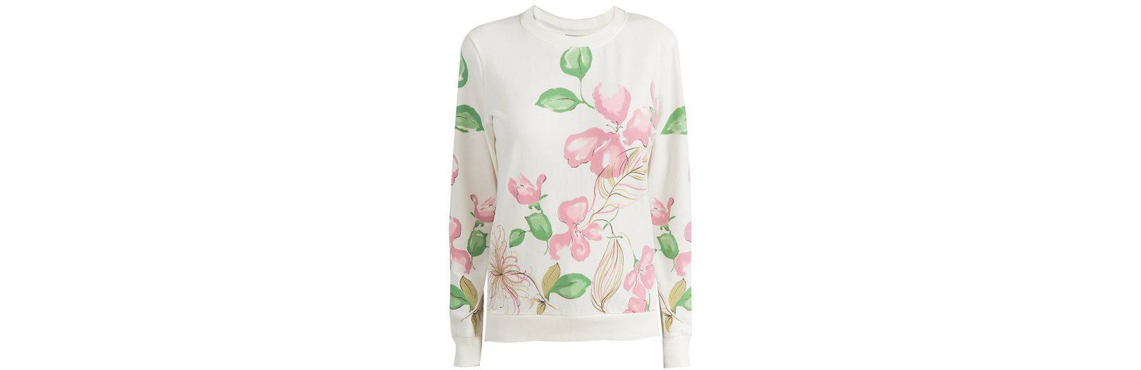 Finn Flare Sweatshirt mit auffälligem Druck Outlet-Store Günstiger Preis Pb1RL0c