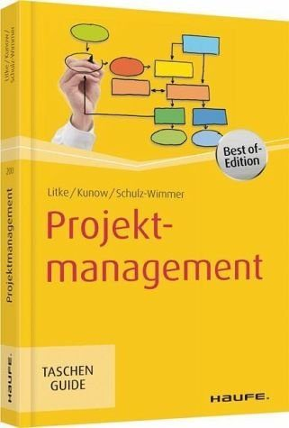 Broschiertes Buch »Projektmanagement«