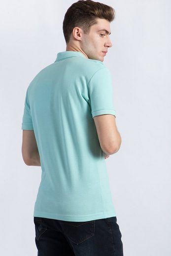 Finn Flare Polo Shirt With A Casual Design