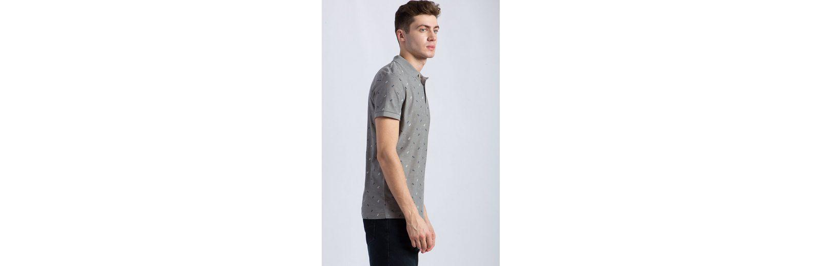 Mode-Stil Online Finn Flare Poloshirt mit Alloverprint Spielraum Versorgung Bester Günstiger Preis Spielraum Fabrikverkauf Die Günstigste Zum Verkauf gyPxqIeCz