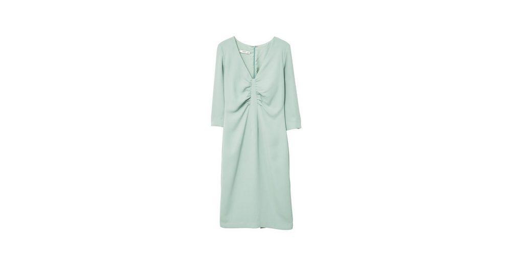 MANGO Kleid mit gerafftem Detail Freies Verschiffen Günstig Online Preiswerte Neue Günstiger Preis Store Günstig Kauft Heißen Verkauf LwjehiEleO