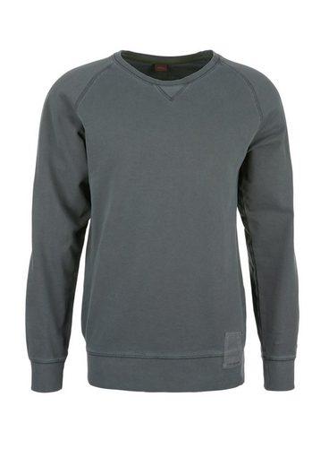s.Oliver RED LABEL Lässiger Baumwoll-Sweater