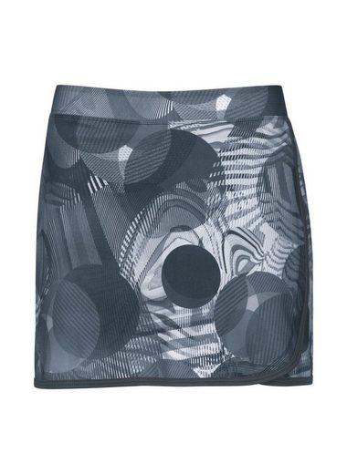 TRIGEMA Tennisrock mit Muster