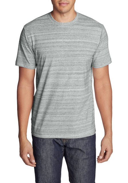 eddie bauer -  T-Shirt Legend Wash T-Shirt - Kurzarm - Space Dye