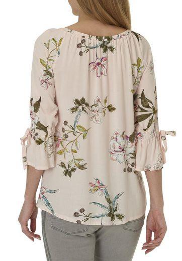 Betty&Co Bluse mit Allover Blumenprint
