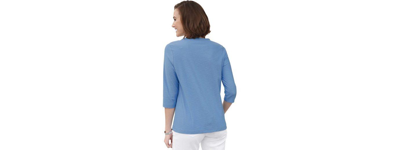 Collection Flammgarn aus L Shirt L strukturiertem Collection 7qZ6xw
