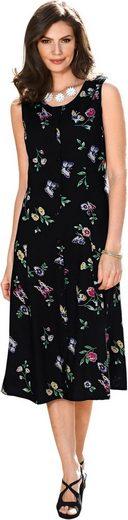 Classic Basics Kleid im tollen Druck-Dessin
