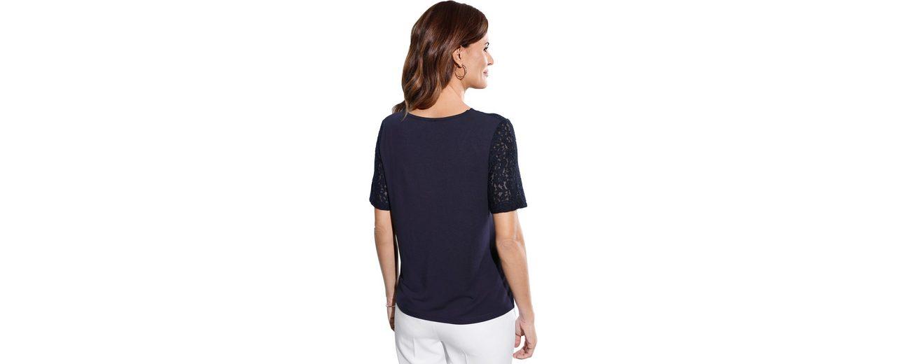 Lady Shirt mit femininen V-Ausschnit Manchester Große Online-Verkauf Freies Verschiffen Sammlungen Verkauf Geschäft Günstig Kaufen Footlocker Bilder mi5CcTHWDt