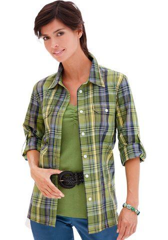Блуза + топ из чистый хлопок