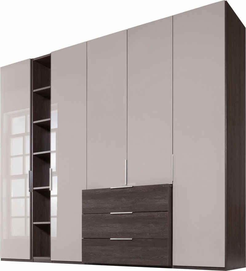 nolte® Möbel Drehtürenschrank »concept me 100« Hinter der Tür 4 Fächer