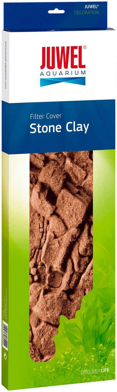 JUWEL AQUARIEN Aquariendeko »Cover Stone Clay«, (2-tlg), 2-teilige Filterverkleidung