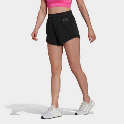 adidas Performance Shorts »ADIDAS SPORTSWEAR RECYCLED COTTON«