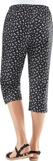 Classic Basics Capri-pants With Round-dehnbund