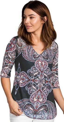 Ambria Shirt im Oriental-Stil