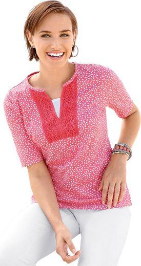 Classic Basics 2-in-1-Shirt aus reiner Baumwolle
