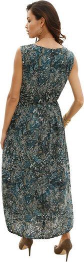 Classic Inspirationen Kleid in fließender, luftiger Georgette-Qualität