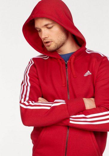Hood Performance Adidas Kapuzensweatjacke 3s Fz Fleece« »essnetails 4WTPwX