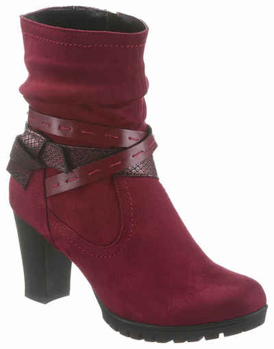 sports shoes 60abd b0029 Rote Stiefeletten online kaufen | OTTO