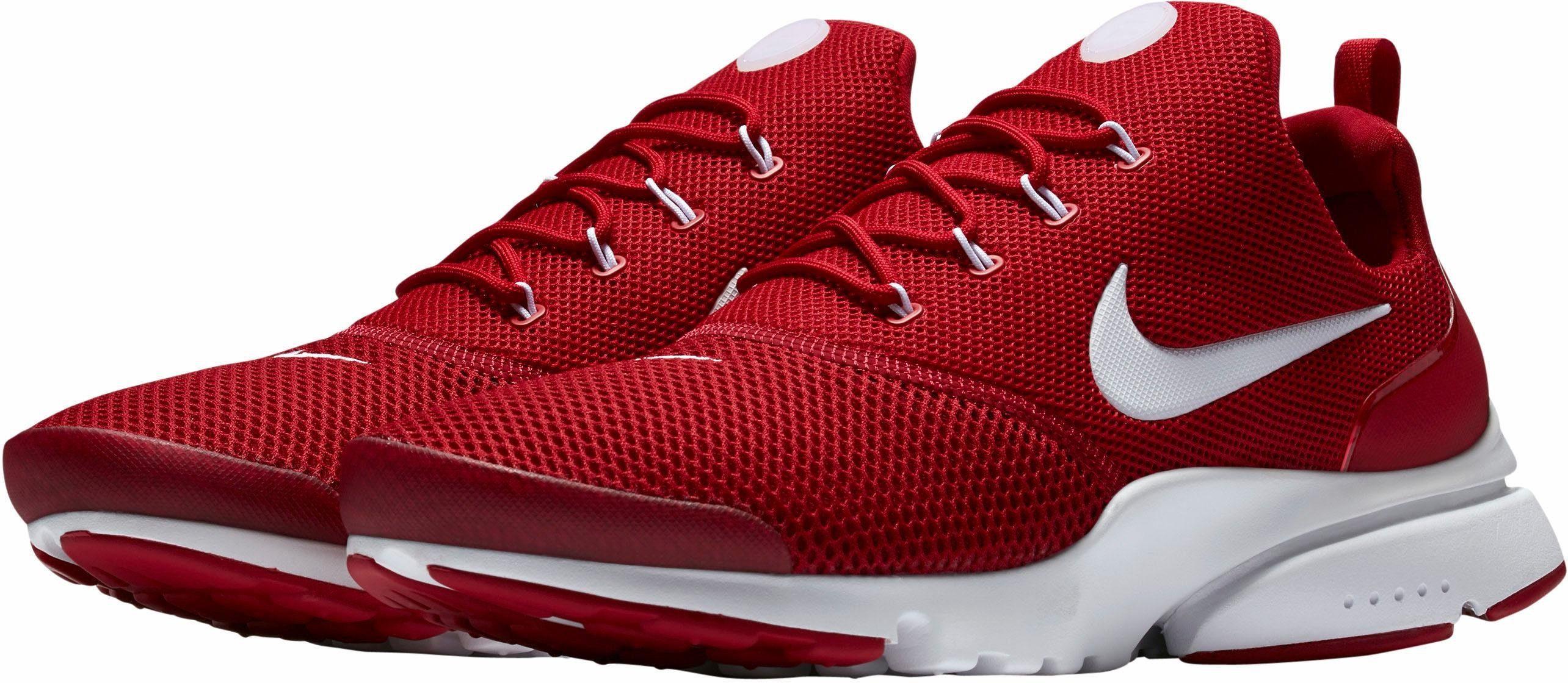 Nike Sportswear Presto Fly Sneaker online kaufen  rot-weiß