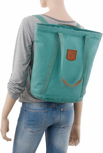 Fjällräven Schultertasche mit 15-Zoll Laptopfach, Totepack No. 4 Tall