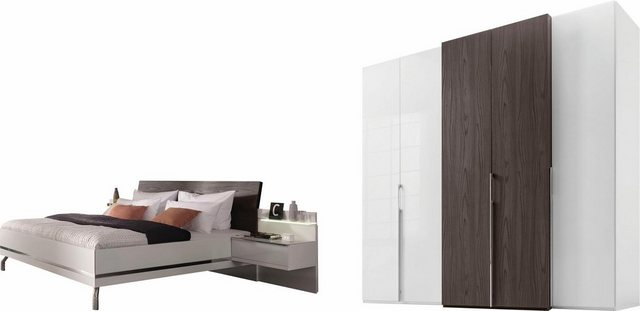Schlafzimmer Sets - nolte® Möbel Schlafzimmer Set »concept me 230«, mit Koffertüren  - Onlineshop OTTO