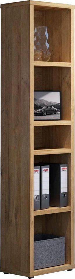 regal slide mit r ckwand online kaufen otto. Black Bedroom Furniture Sets. Home Design Ideas