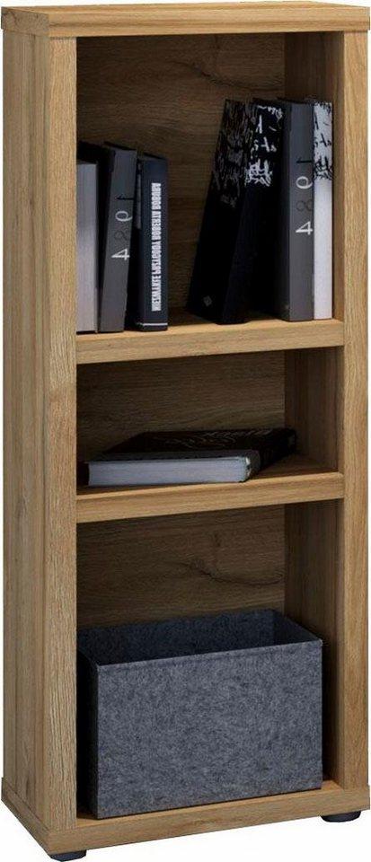 hmw regal slide mit r ckwand viel stauraum online. Black Bedroom Furniture Sets. Home Design Ideas