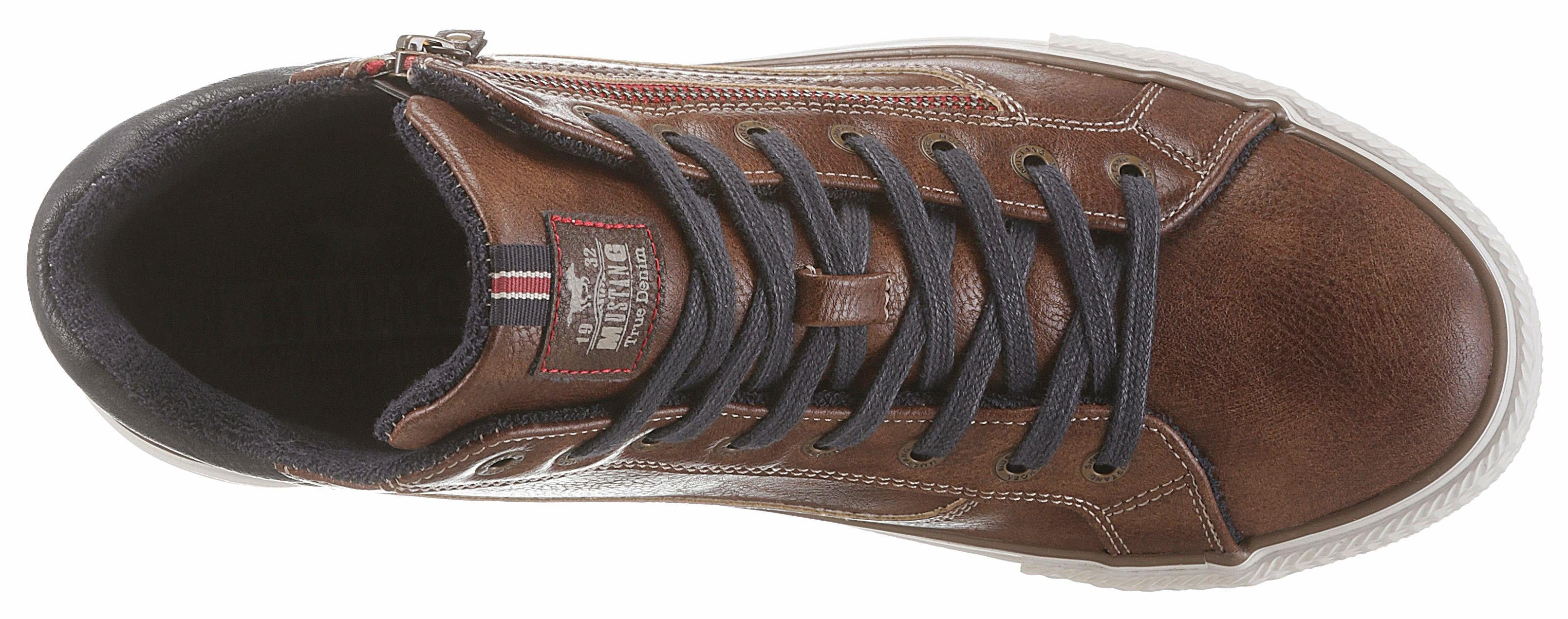 Mustang Shoes Sneaker online kaufen  braun