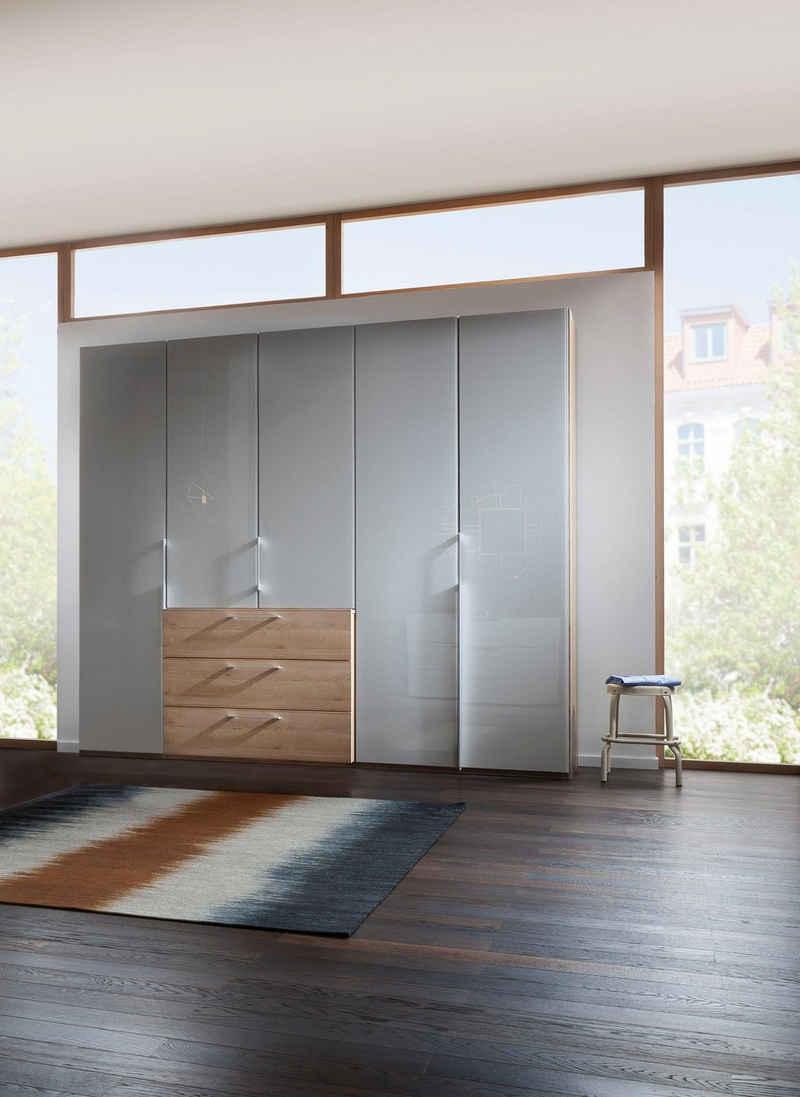 nolte® Möbel Drehtürenschrank »concept me 220« mit 3 Schubladen