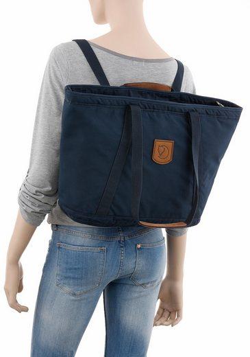 Fjällräven Schultertasche mit 15-Zoll Laptopfach, Totepack No. 4 Wide