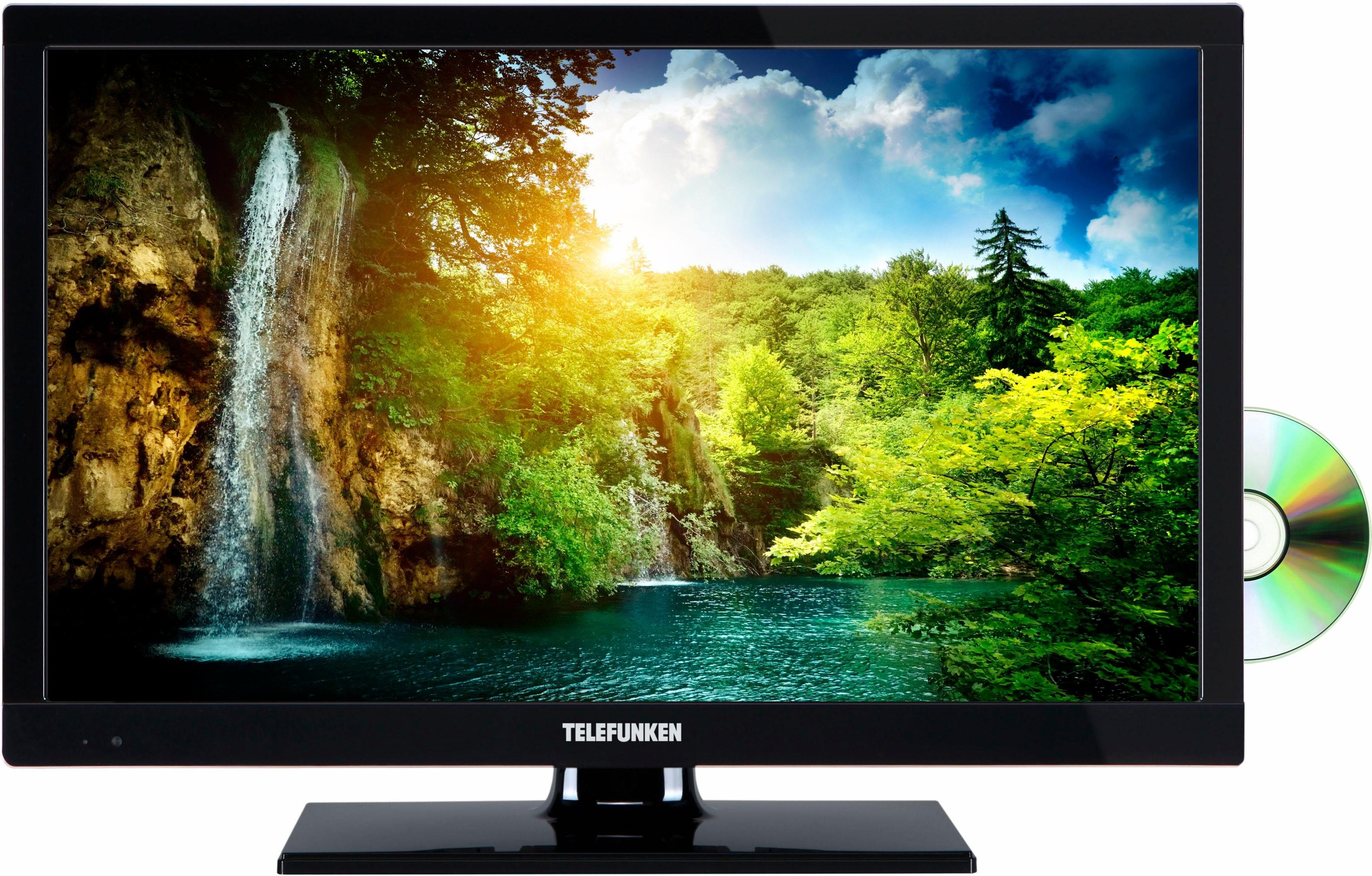 Telefunken L24H283M4D, LED Fernseher, 61 cm (24 Zoll)