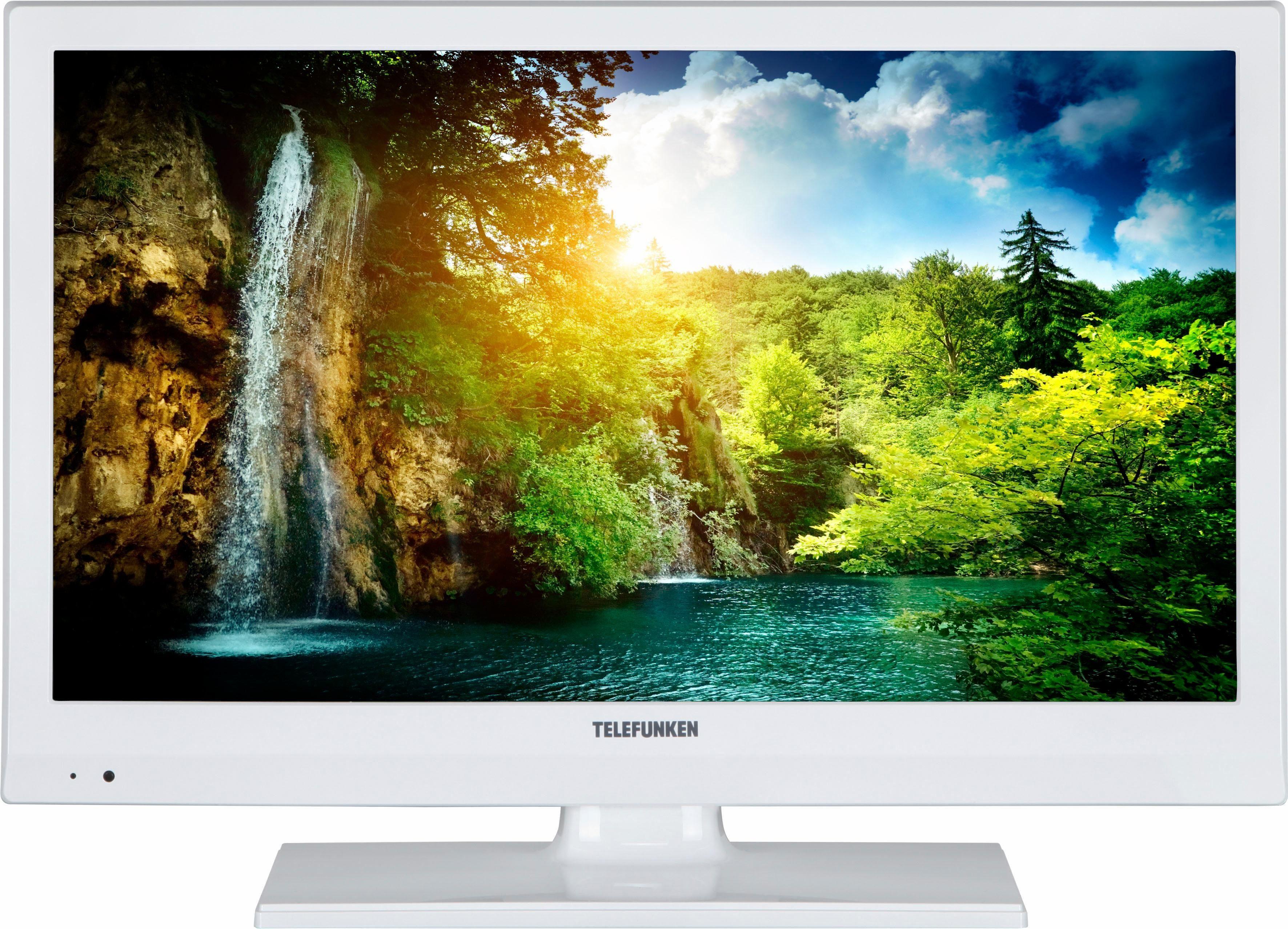 Telefunken L20H280M4-W LED-Fernseher (51 cm/20 Zoll, HD)