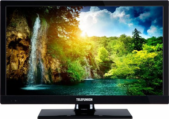 Telefunken L28H272M4, LED Fernseher, 72 cm (28 Zoll, HD Ready)