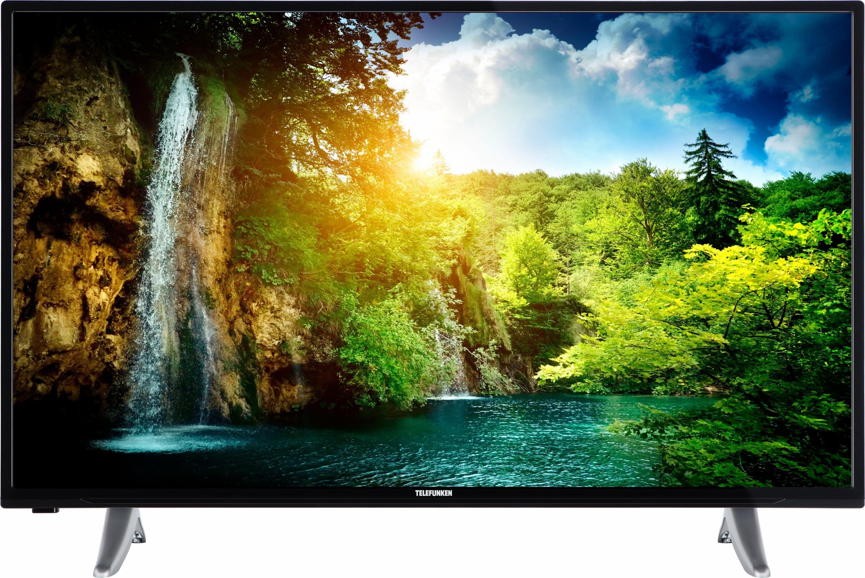 Telefunken D40F278M4CW LED-Fernseher (102 cm/40 Zoll, Full HD, Smart-TV)