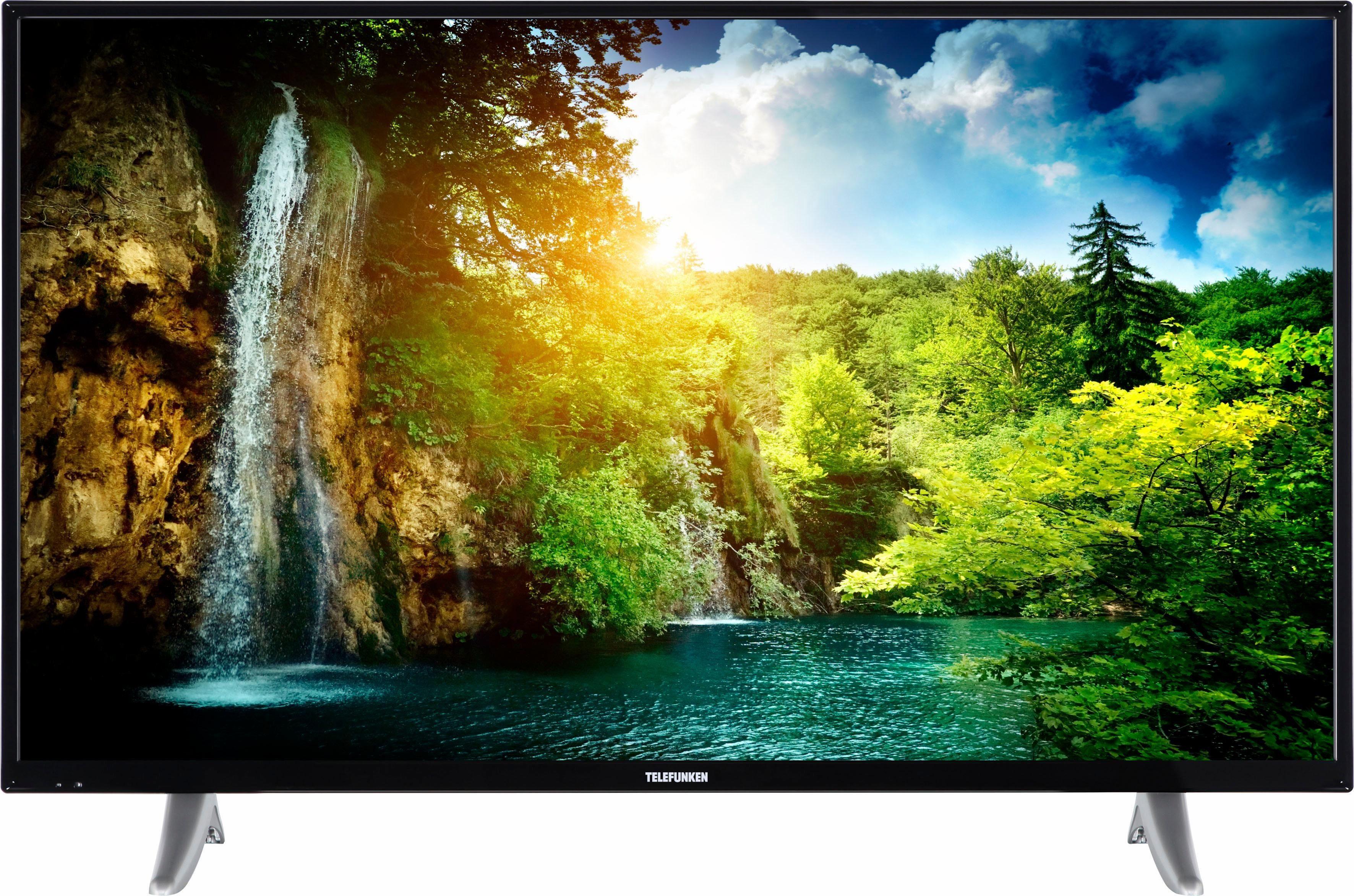 Telefunken D43F600M4CW LED-Fernseher (43 Zoll, Full HD, Smart-TV)