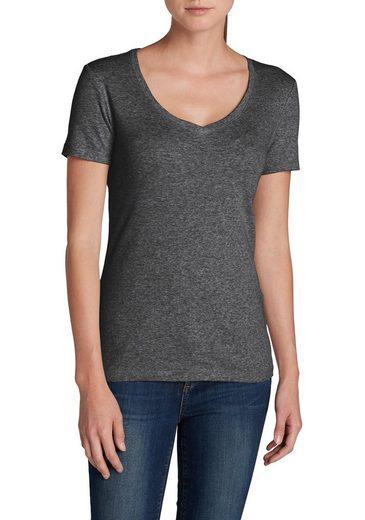 Eddie Bauer Favorite T-shirt With V-neck